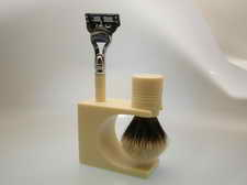 British Design - Shaving set Fusion & 2-Band